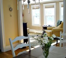 the diningroom before for now and hopefully soon to be finished, home decor, living room ideas