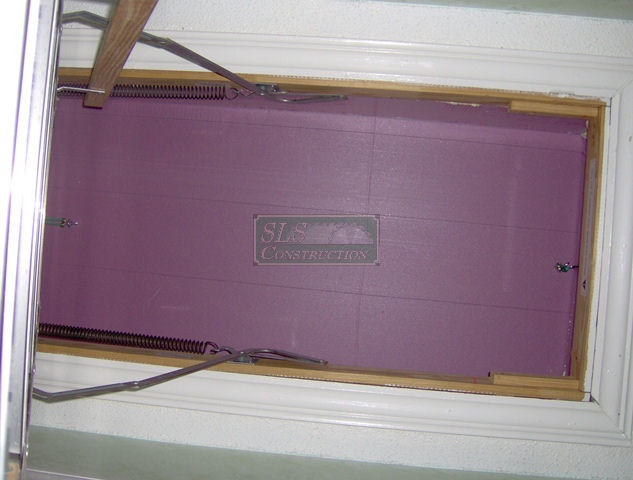 A diy attic hatch option hometalk a diy attic hatch option home maintenance repairs how to finished look from solutioingenieria Images
