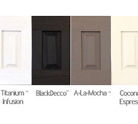 Your Cabinets In One Day Nuvocabinetpaint Com Index Html You Don T Need To  Remove Doors Sand Or Prime Nice Colors Too