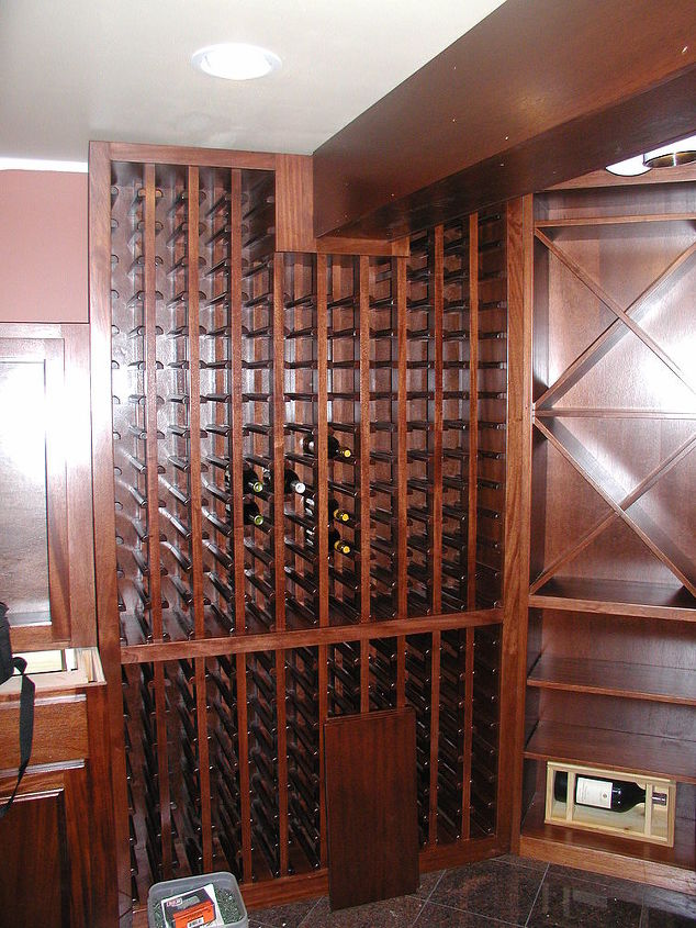 wine cellar, garages, woodworking projects