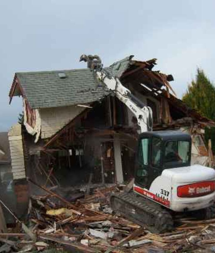 q need a contractor to explain the process of demolition, home improvement