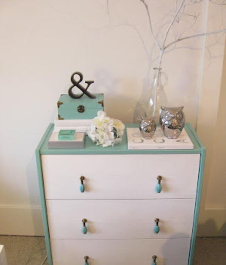 ikea rast hack, painted furniture