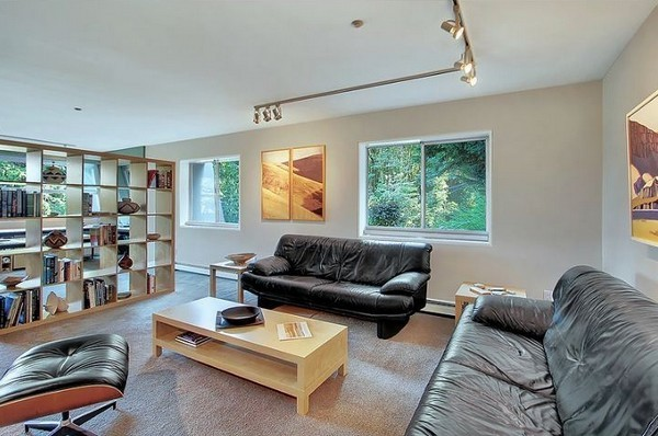 leschi area home in seattle, architecture
