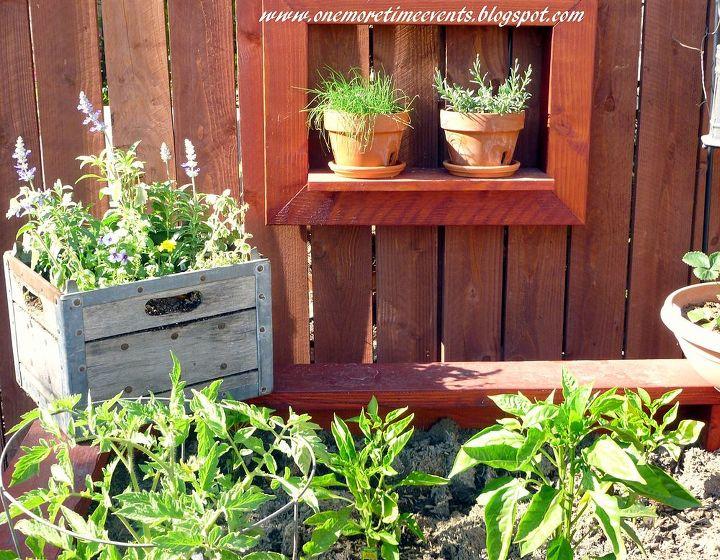 re purposed old milk crate container gardening gardening repurposing upcycling - Milk Crate Garden