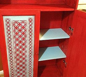 Ikea Cabinet Makeover Before And After, Chalk Paint, Kitchen Cabinets,  Painted Furniture,