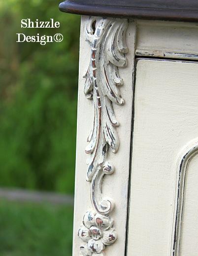 Details on Gentleman's Chest, highboy dresser http://shizzle-design.com/portfolio