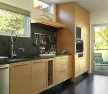 ls renovation, doors, home decor, Renovated Kitchen