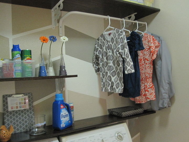 Clothes Hanging Bar to dry delicates