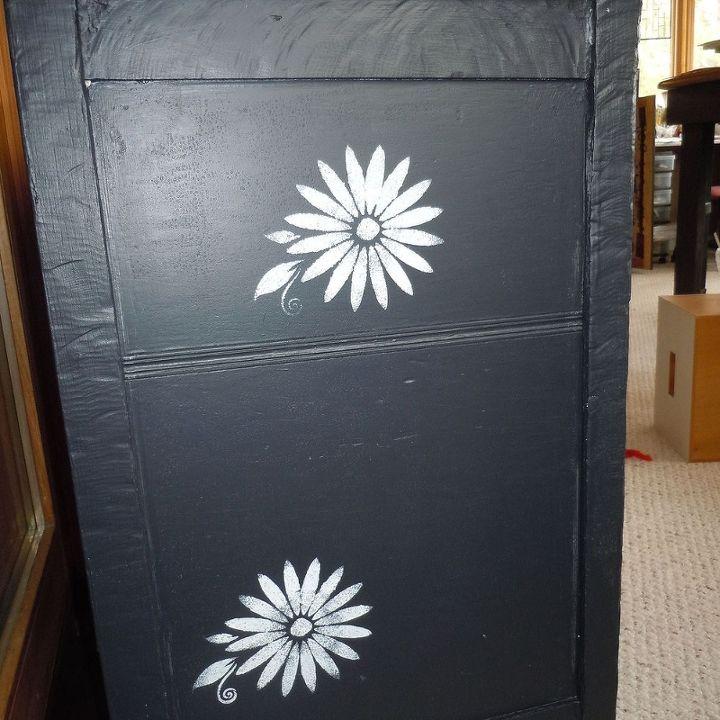 old old dresser, painted furniture