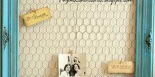 diy 5 vintage memo board upcycle, crafts, home decor