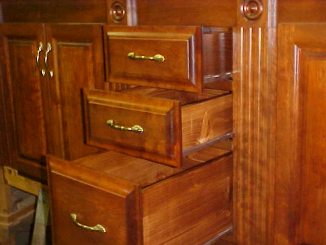 cherry bath cabinet for double sink, kitchen cabinets, painting, woodworking projects