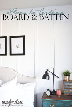 floor to ceiling board batten, diy, flooring, wall decor
