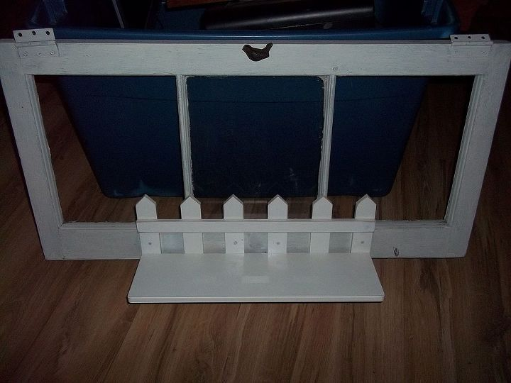 old window turned shelf, diy, repurposing upcycling, shelving ideas