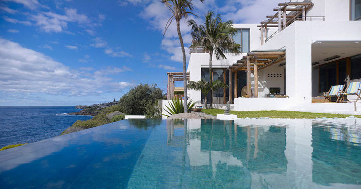 Infinity Pool, Waterfront Home, Australia