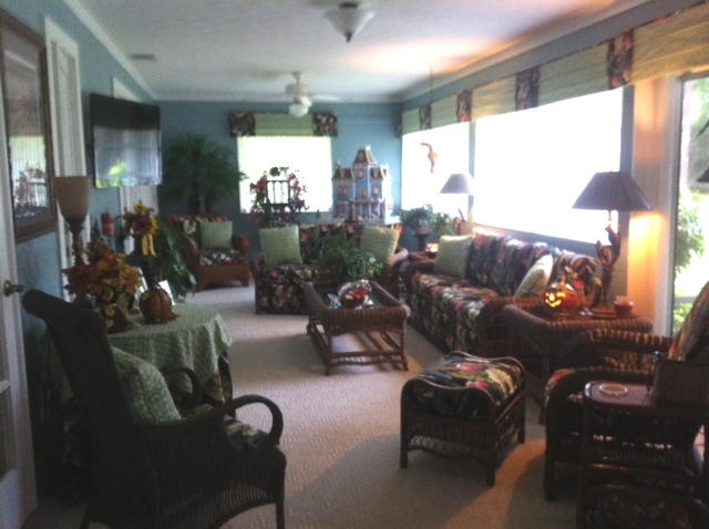 remods, home decor, living room ideas, New transformation in the Florida room