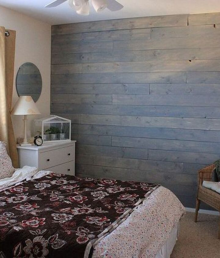 cozy guest room redo, bedroom ideas, home decor, wall decor