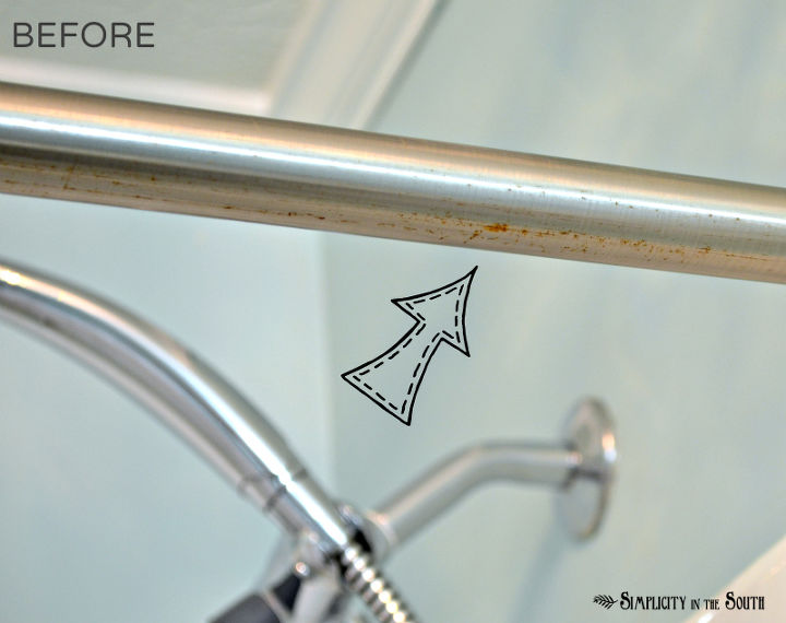 Secrets For Cleaning The Rust Off Bathroom Fixtures Keeping Them - How to remove rust from chrome bathroom fixtures