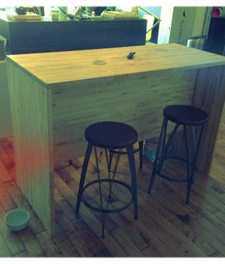 a50 birch beer bar, home decor, painted furniture