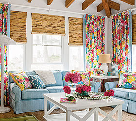 Colorful Cottage Decor, Home Decor, Shop The Family Room