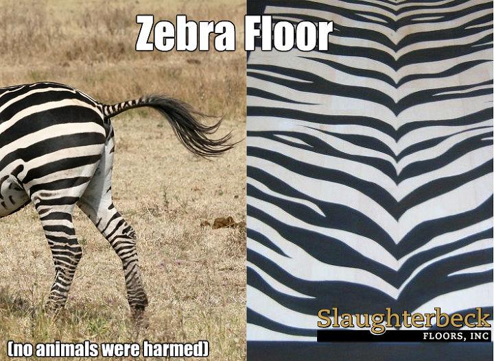 zebra floor, flooring, painting