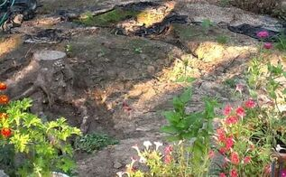 gravel pit what to do, gardening, landscape