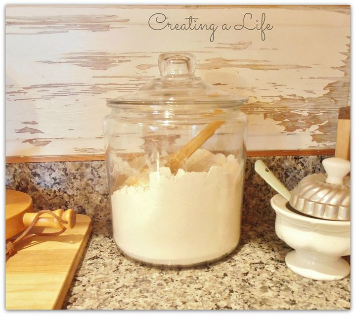 A Kitchen With Vintage Character: {No Budget} Adding Vintage Character To A Contemporary