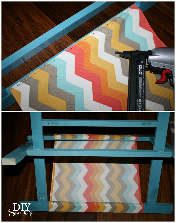 getting guest ready with a diy luggage rack, bedroom ideas, storage ideas