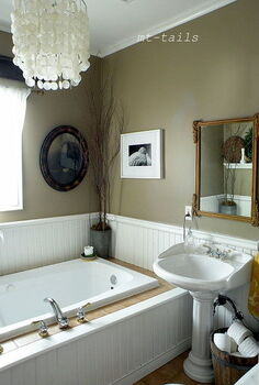 chartreuse bathroom reveal, bathroom ideas, home decor