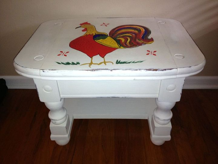 rehab to refabulous, painted furniture, shabby chic