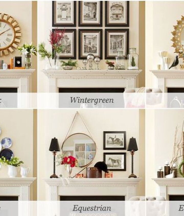 6 easy ways to dress your mantel this holiday season, home decor