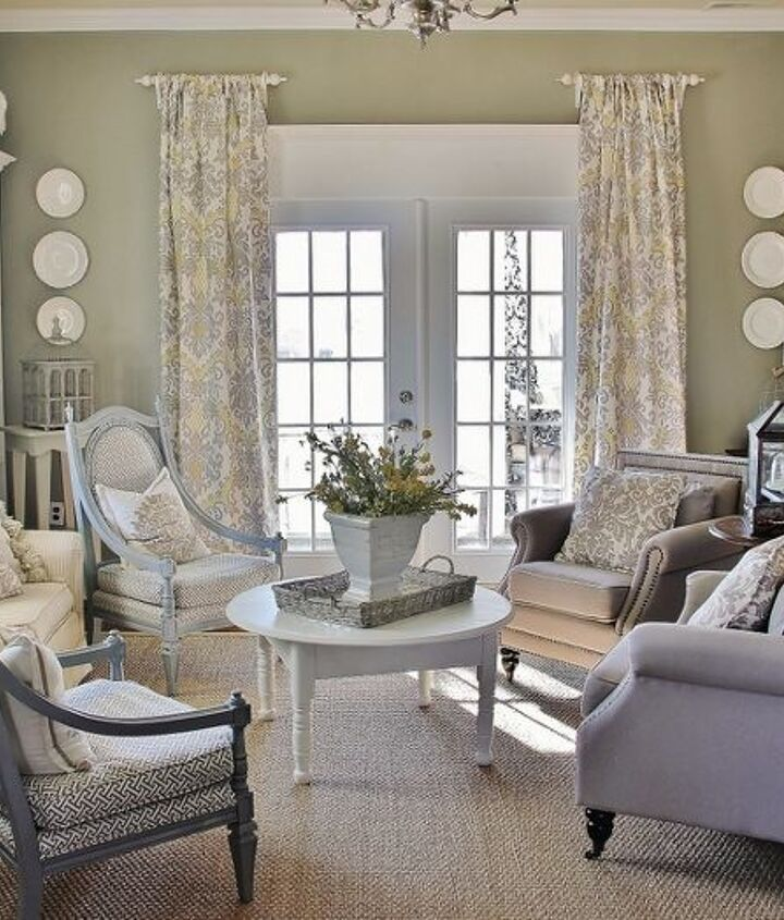 gray and yellow living room, home decor, living room ideas