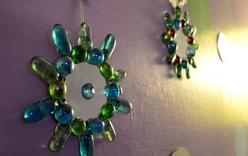 Pop Tab Baubles ~ Compact Mirror Recycle [HOW-TO]