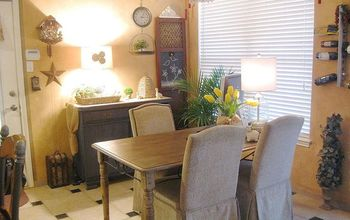 repurposing the kitchen eating area, home decor, kitchen design, and after