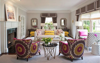 Decorating With Pantone's Radiant Orchid