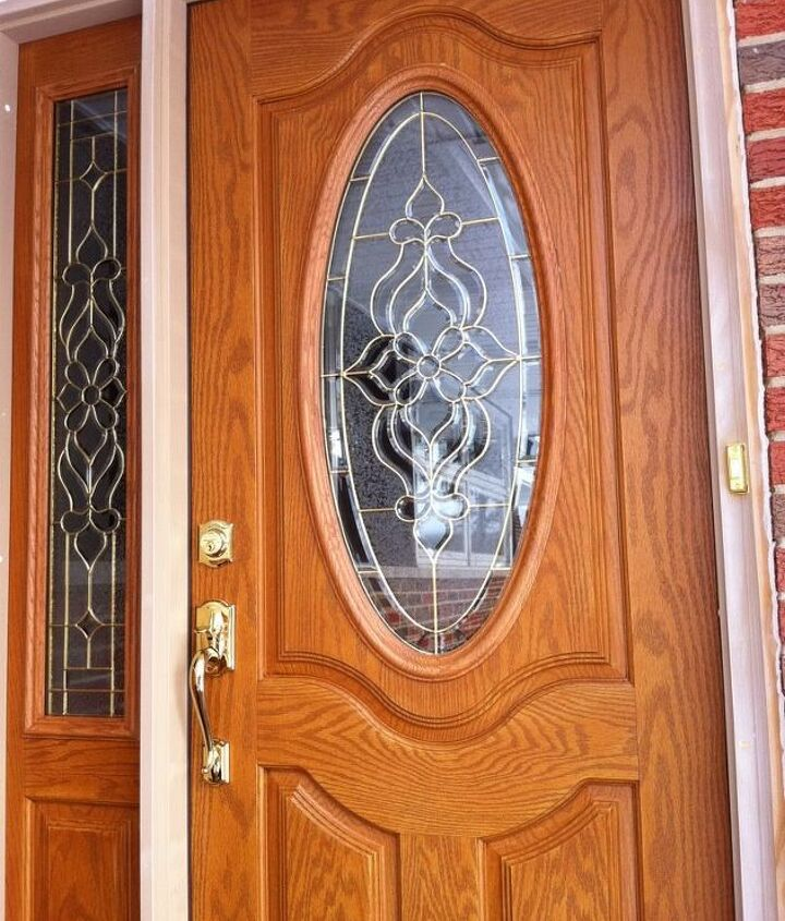 FeatherRiver Fiberglass Door
