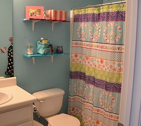 Tween Bathroom Remodel, Bathroom Ideas, Home Decor Kirsten