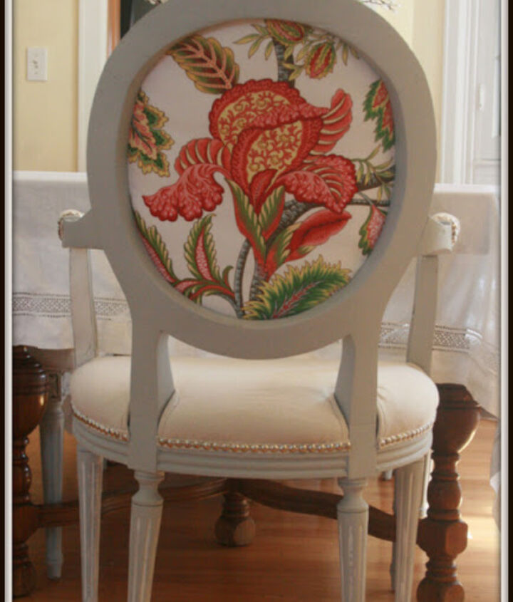 annie sloan chalk paint and louis chairs voilla, chalk paint, painted furniture