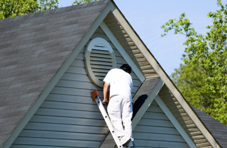 Vinyl is a tricky material that likes to expand and contract in the heat as well as not take certain paints very well. With a little research and a few tips, you can paint vinyl siding like a pro.