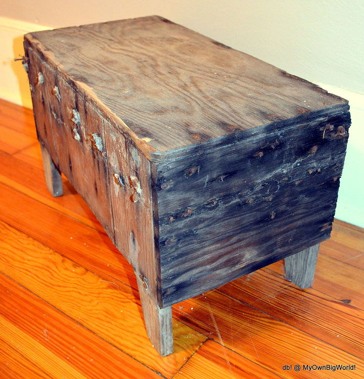 rustic old wood bench conundrum, painted furniture, repurposing upcycling, rustic furniture, shabby chic, woodworking projects, But I still like the weathering it has