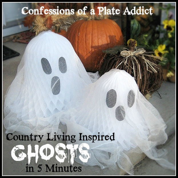 Add the just right amount of spooky and fun...Find directions here: http://confessionsofaplateaddict.blogspot.com/2013/10/country-living-inspired-five-minute.html