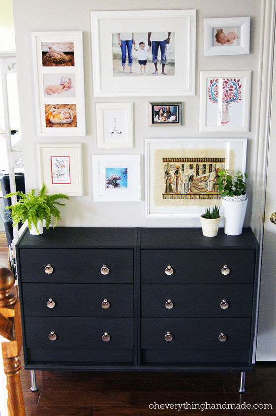 Ikea Rast Makeover Chalk Paint Painted Furniture Finshed Project