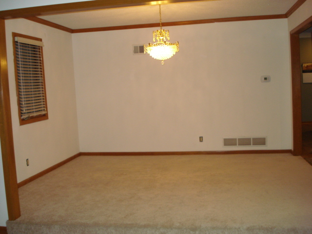 diy updating dining room, dining room ideas, painting, before