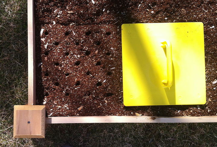 In a hurry? See our previous post on the fastest way to plant a raised bed.
