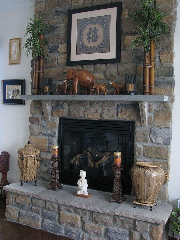 my winter living room, fireplaces mantels, home decor, living room ideas, seasonal holiday decor