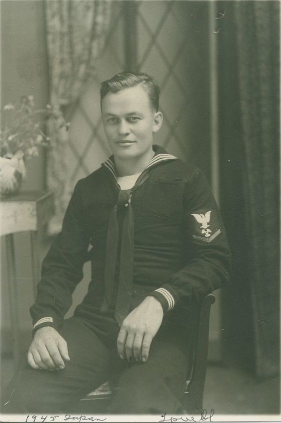 United States navy. WWII