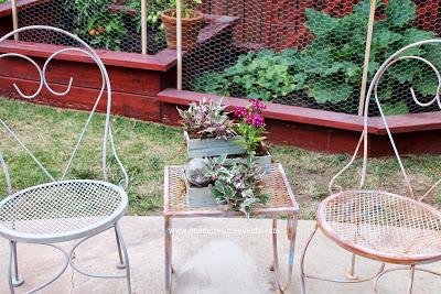 Planting In A Chandelier Hometalk