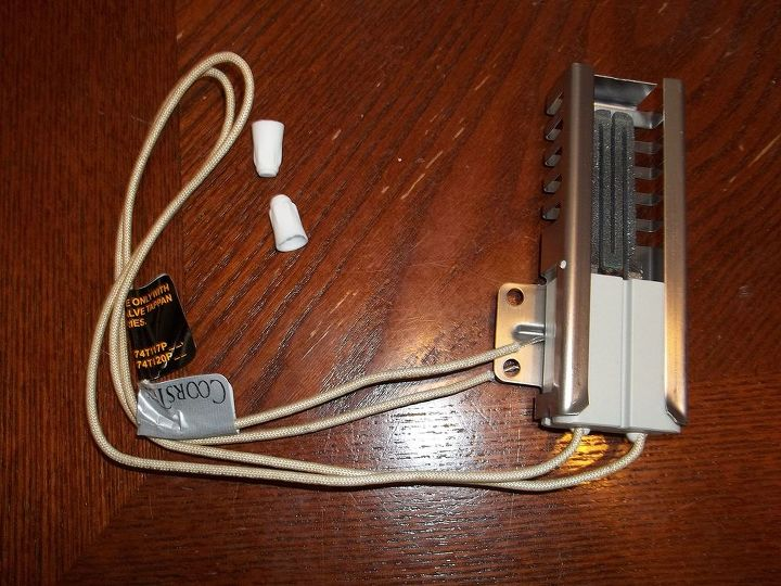 how to replace a faulty gas stove igniter, appliances, diy, home maintenance repairs, how to