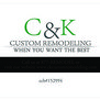 C & K Custom Remodeling
