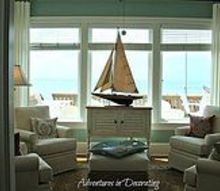 my parents sunroom that i recently redecorated, home decor, living room ideas, AFTER
