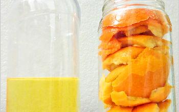 All Natural Cleaner- Citrus Infused Vinegar